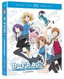D Frag Complete Series Blu Ray DVD