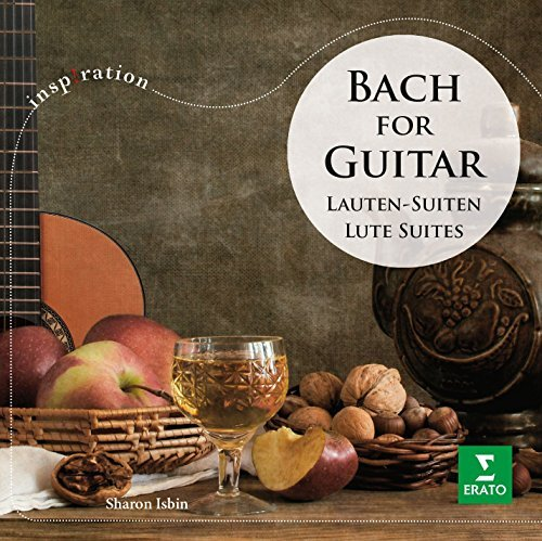 Bach J.S. Isbin Sharon Bach For Guitar