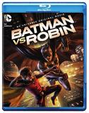 Batman Vs Robin Batman Vs Robin Blu Ray DVD Dc Pg13