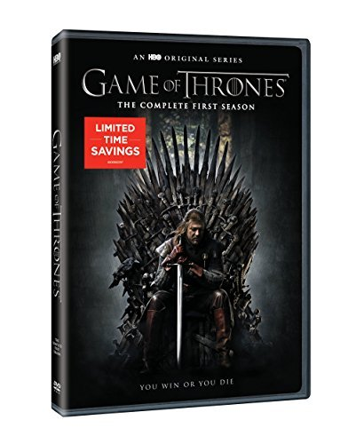 Game Of Thrones Season 1 DVD Limited Time Bargain Price