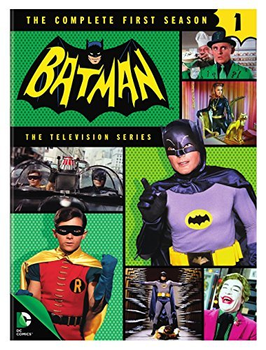 Batman Season 1 DVD Nr