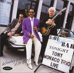 Tony Monaco Intimately Live At The 501