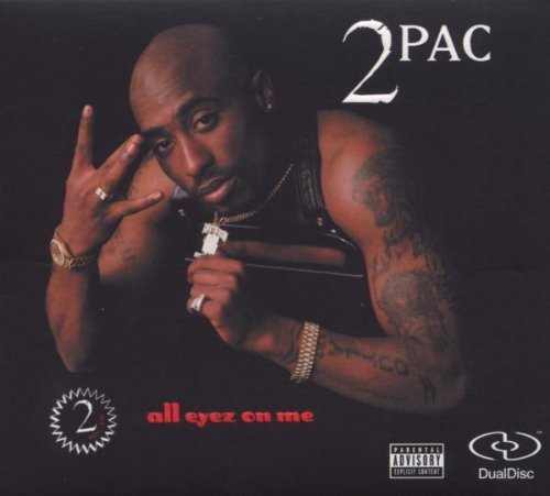 2pac All Eyez On Me Dualdisc Explicit Version Explicit Version 2 CD Set