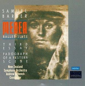 S. Barber/Medea/Third Essay/Fadograph
