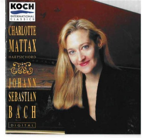 Charlot Mattax Bach Toccata In D To
