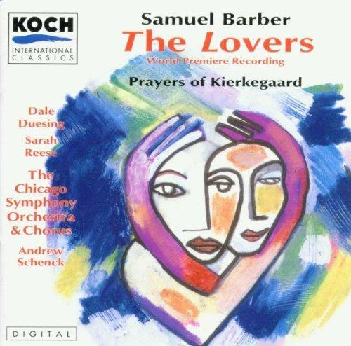 S. Barber/Lovers/Prayers Of Kierkegaard@Duessing (Bar)/Reese (Sop)@Schenck/Chicago So