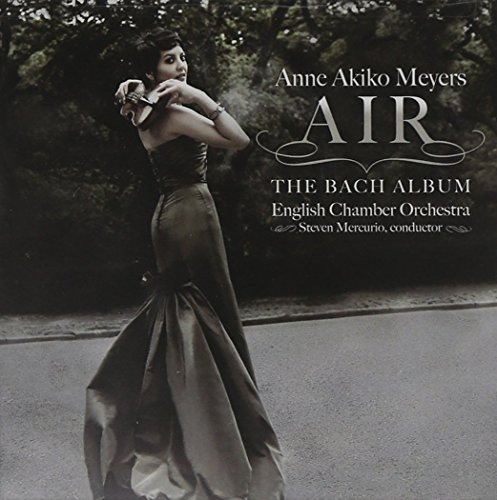 Anne Akiko Meyers Air The Back Album