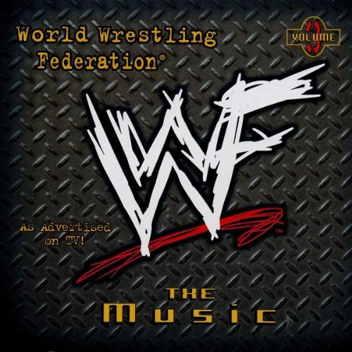 World Wrestling Federation Vol. 3 The Music World Wrestling Federation
