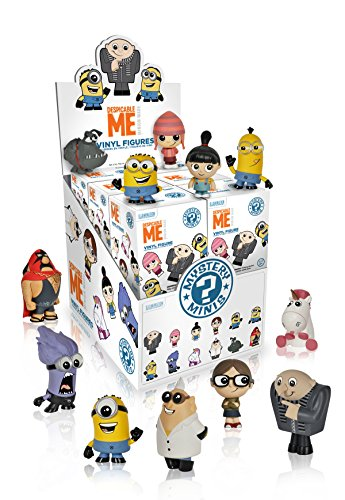 Mystery Minis Despicable Me 12 Pcs Pdq