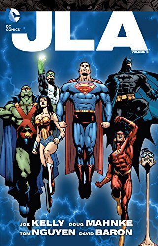 Joe Kelly Jla Vol. 6