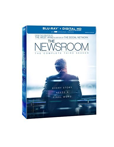 Newsroom Season 3 Blu Ray