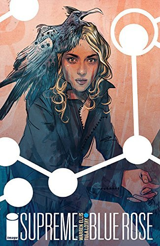 Warren Ellis Supreme Blue Rose