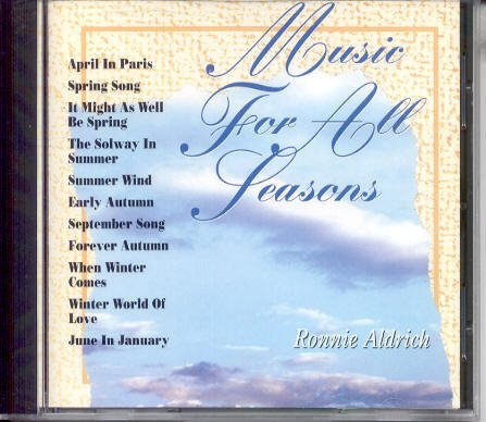 Ronnie Aldrich Music For All Seasons