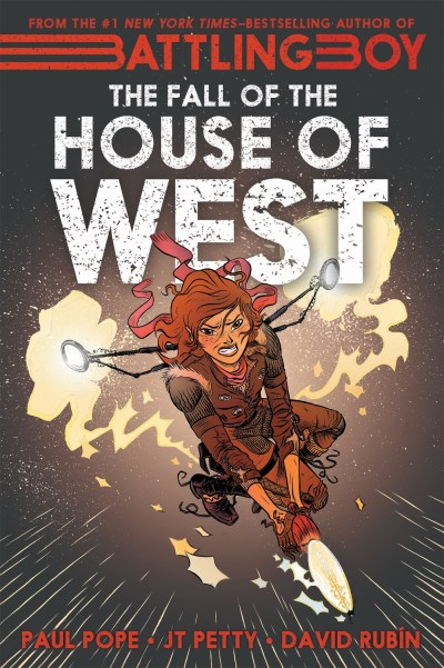 Paul Pope Battling Boy The Fall Of The House Of West