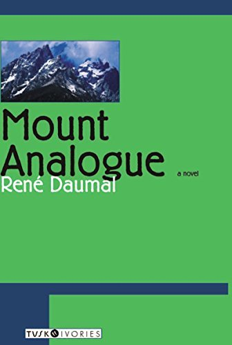 Rene Daumal Mount Analogue Tusk Ivories