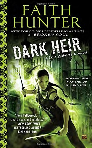 Faith Hunter Dark Heir A Jane Yellowrock Novel