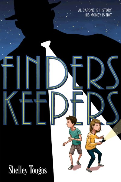 Shelley Tougas Finders Keepers