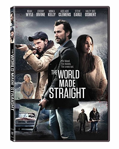 World Made Straight Wyle Osment Kelly Clemens DVD R