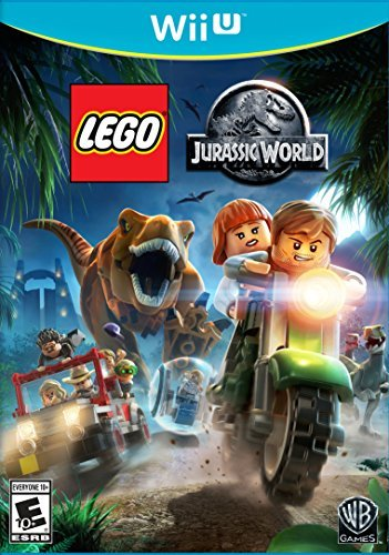 Wii U Lego Jurassic World
