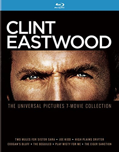 Clint Eastwood The Universal Pictures 7 Movie Collection Clint Eastwood The Universal Pictures 7 Movie Collection Blu Ray Nr