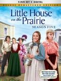 Little House On The Prairie Season 5 DVD Nr
