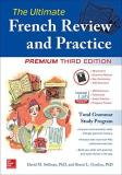 David M. Stillman The Ultimate French Review And Practice Premium T 0003 Edition;