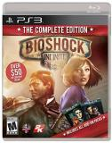 Ps3 Bioshock Infinite The Complete Collection