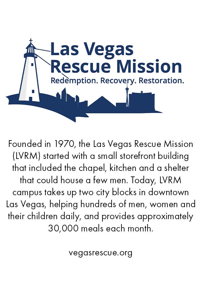 Las Vegas Resuce Mission