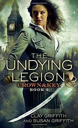 Clay Griffith The Undying Legion Crown & Key