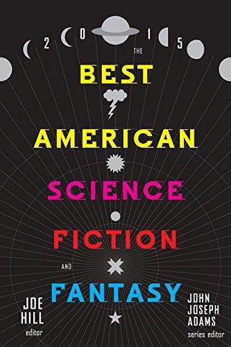 Joe Hill The Best American Science Fiction And Fantasy 2015