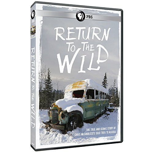 Return To The Wild The Chris Mccandless Story Pbs DVD Nr