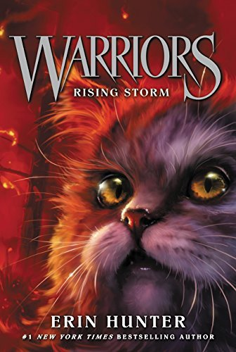 Erin Hunter Warriors #4 Rising Storm