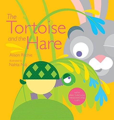 Alison Ritchie The Tortoise And The Hare