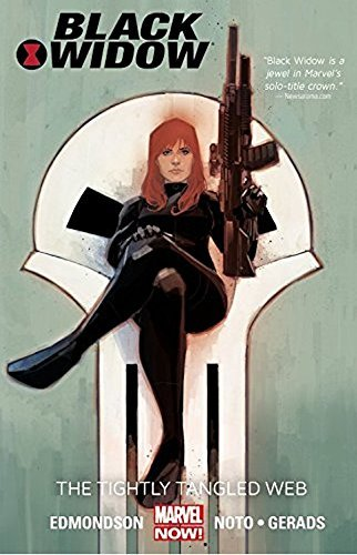 Marvel Entertainment Black Widow Volume 2 The Tightly Tangled Web