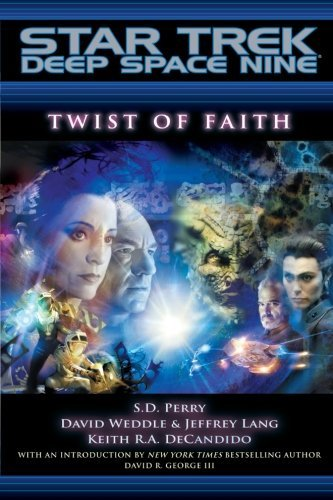 S. D. Perry Twist Of Faith