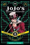 Hirohiko Araki Jojo's Bizarre Adventure Part 1 Phantom Blood Volume 2