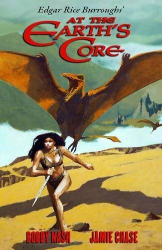 Various Edgar Rice Burroughs' At The Earth's Core