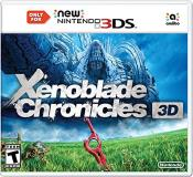 Nintendo 3ds Xenoblade Chronicles 3d ***works Only On The New 3ds Xl Systems***