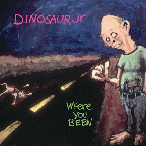 Dinosaur Jr. Where You Been (hot Pink Vinyl)
