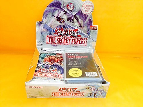 Yu Gi Oh Cards Secret Forces Booster Pack