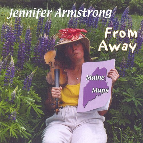 Jennifer Armstrong From Away