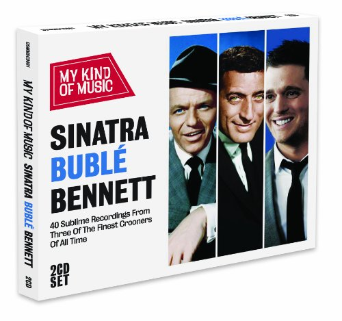 Buble Sinatra Bennett My Kind Of Music Import Gbr 2 CD