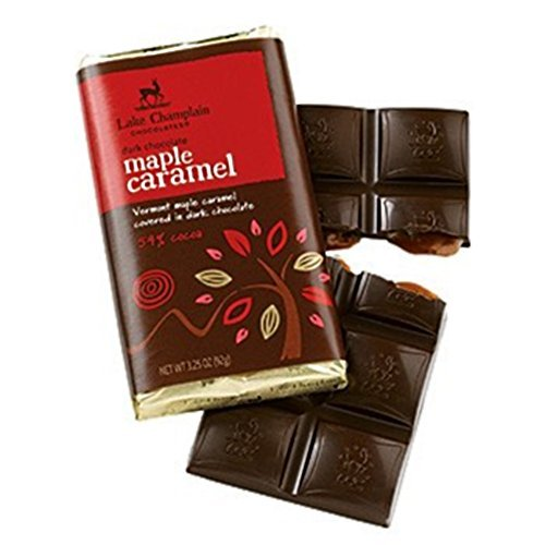Candy Filled Bar Maple Caramel