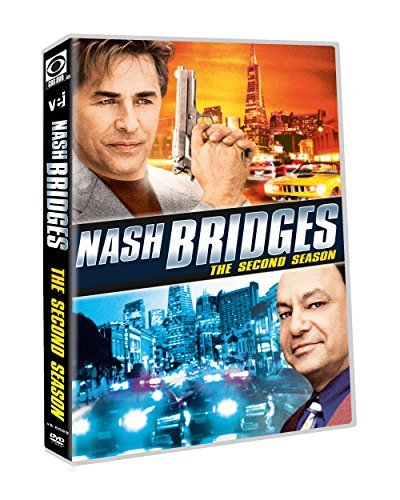 Nash Bridges Nash Bridges Second Season Season 2