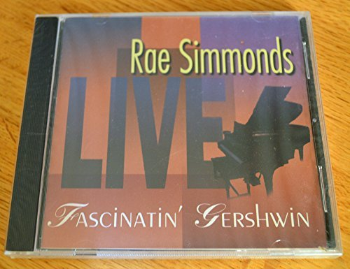 Rae Simmonds Fascinatin Gershwin