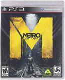 Ps3 Metro Last Light (replen) Square Enix Llc M