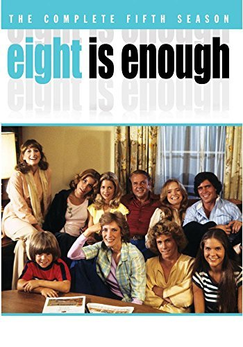 Eight Is Enough Season 5 DVD Mod This Item Is Made On Demand Could Take 2 3 Weeks For Delivery