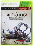 X360 Witcher 2 Silver Edition