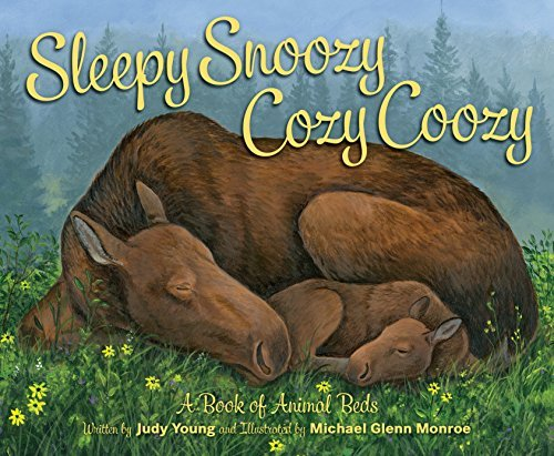 Judy Young Sleepy Snoozy Cozy Coozy Animals