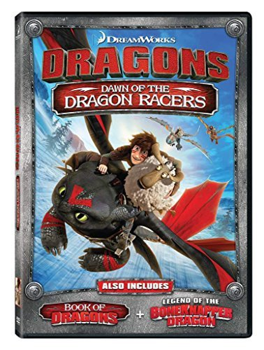 Dragons Dawn Of The Dragon Racers Dragons Dawn Of The Dragon Racers DVD Nr